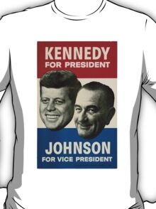 Kennedy and Johnson T-Shirt