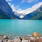 Lake Louise by Harry Oldmeadow