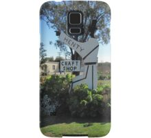 Henty! New South Wales Country Town. Australia. Samsung Galaxy Case/Skin