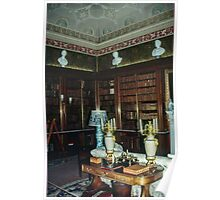 Library Harewood House 1759 1771 West Yorkshire England Elite 198406030019 Poster