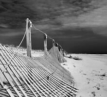 black sky/white sand by lastgasp