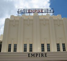 The Empire Theatre, Neil St. Toowoomba, Qld. Australia by Marilyn Baldey