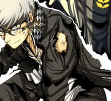 Persona 4 Nakamura Yu Sticker