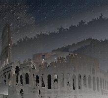 Roman Coliseum by alkapone26