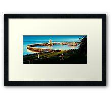 Eastern Beach Geelong Framed Print
