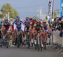 The Peleton by fotosports