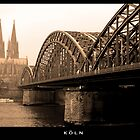 Cologne Germany Köln by lukelorimer