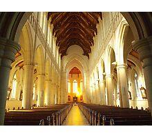 Sacred Heart Cathedral ~ Bendigo Photographic Print