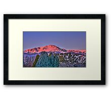The Beautiful Framed Print