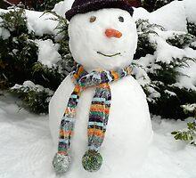 Snowman by brackenb