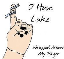 Luke's Wrapped Around My Finger by missmuso