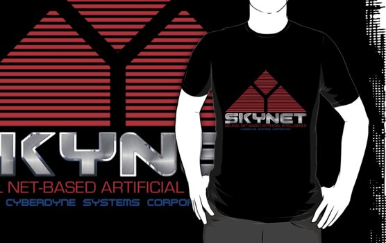 Skynet by superiorgraphix