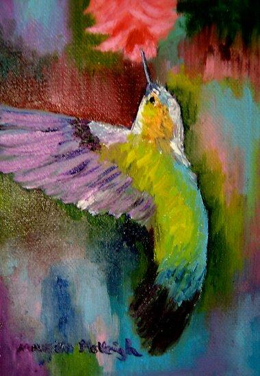 Hummingbird by Marita McVeigh