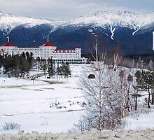 Bretton Woods Panorama by TonyCrehan