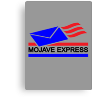 Mojave Express Canvas Print