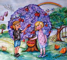 The Love Pickers by Lorna Gerard