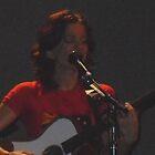 Ani Difranco Tivoli Brisbane2 by LilyMunroe