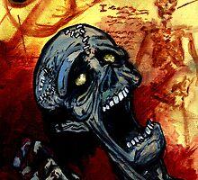 Frankenstein's Monster by Conrad Stryker