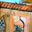 Florence Windows by Lorna Gerard