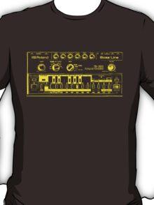 Roland TB-303 Bass Line T-Shirt