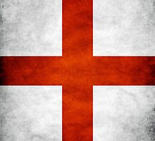 England grunge flag by waiting4urcall