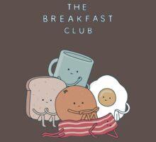 Breakfast Club by EternalDragon