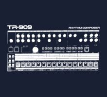 The Roland TR-909 Rhythm Composer by rigg