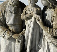 The Holy Family by Rebecca Bryson