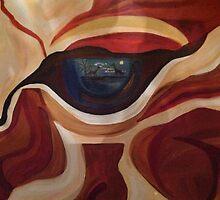 "I Spy ""Giraffe"" by NaturaArt"