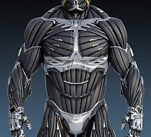 Nanotechnology Crysis 2 by infin969