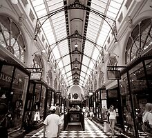 Royal Arcade by JennyLee