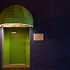 Green Door by Mitchell Tillison