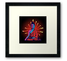 I want Love and Peace Framed Print
