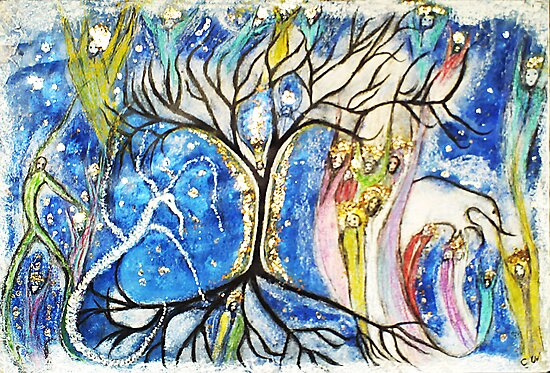 Tree of Life by Carol Berliner