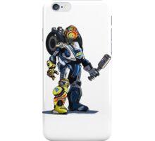VR46 Robot iPhone Case/Skin