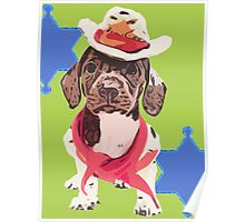 Doggone Cute Poster