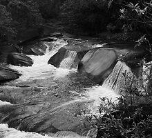 The Boulders - Babinda - Queensland  by Paul Davis