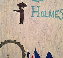 Mycroft Poppins by jessicatheninja