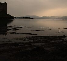Castle Stalker by KathO