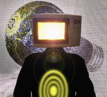 Planet Magnetron (ç?ç) Born Of Microwaving by Kenny Irwin