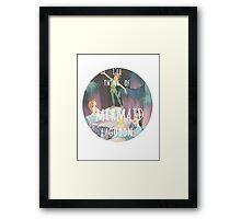 Mermaid Lagoon Framed Print