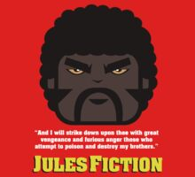 JULES FICTION V2 by sraheeldesigns