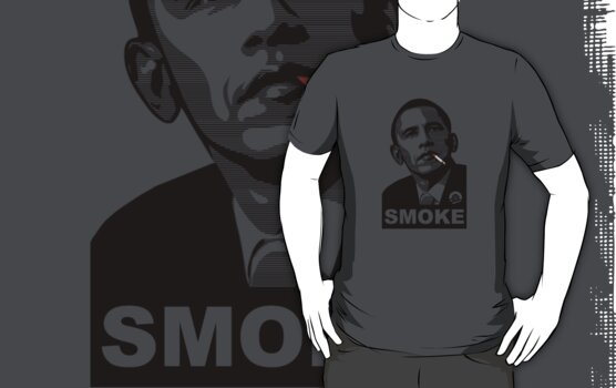 Smoking is NOT a crime!! by Schytso Designs