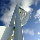 Spinnaker Tower by Zoe Harmer