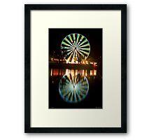 Wheel Of Colour Framed Print
