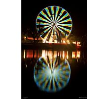 Wheel Of Colour Photographic Print