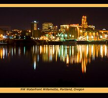 NW Waterfront by Patricia Shriver