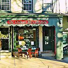 Country Charm  ( Lambertville Village  Storefront ) by Rick  Todaro