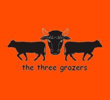 The Three Grazers by taiche