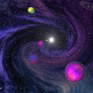 Whirlpool Nebula - Don't get sucked in by Dean Warwick